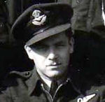 Photo of Harold McCosh Patterson– Flying Officer H. Patterson