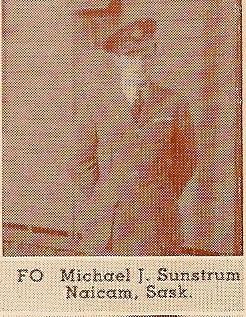 Photo of Michael Joseph Sunstrum