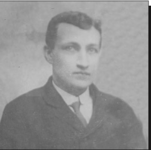 """Photo of JOSEPH ROBERT BARRETT– In memory of the men and women from Newfoundland who went away to war and did not come home. From the Newfoundland Legion magazine """"Lest We Forget"""". Submitted for the project, Operation Picture Me."""