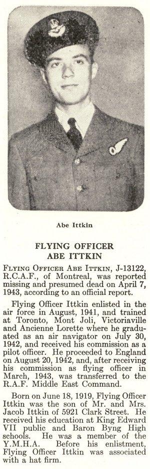 Photo of Abe Ittkin