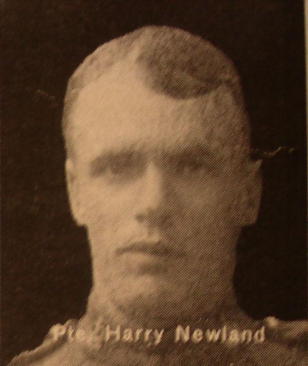 Photo of Harry Newland