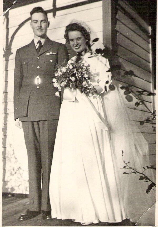 Photo of Gordon Mcrae's Wedding