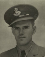Photo of William Reeve– Photo courtesy of Owen Sound Collegiate (OSCVI) Digital Soldier Library.
