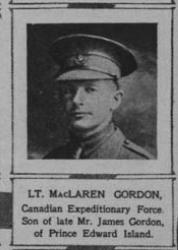 Photo of MCLAREN GORDON