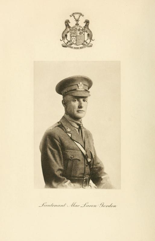 Photo of MacLaren Gordon