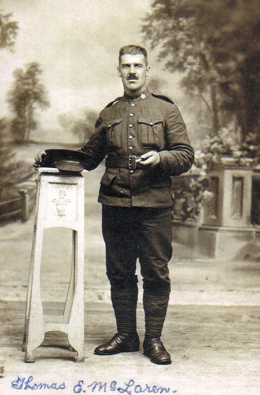 Photo of Thomas Ewing McLaren