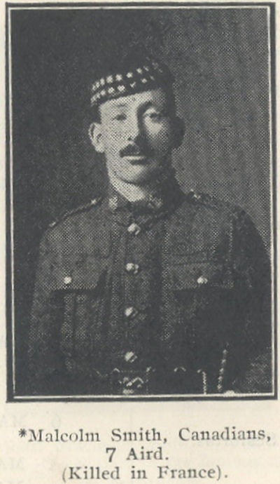 Photo of MALCOLM SMITH
