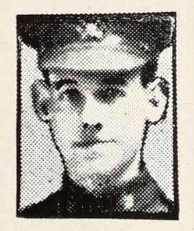 Photo of FREDERICK TAYLOR– Photo from the National Memorial Album of Canadian Heroes c.1919. Submitted for the project, Operation: Picture Me.