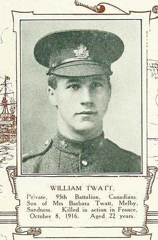 Photo of WILLIAM TWATT