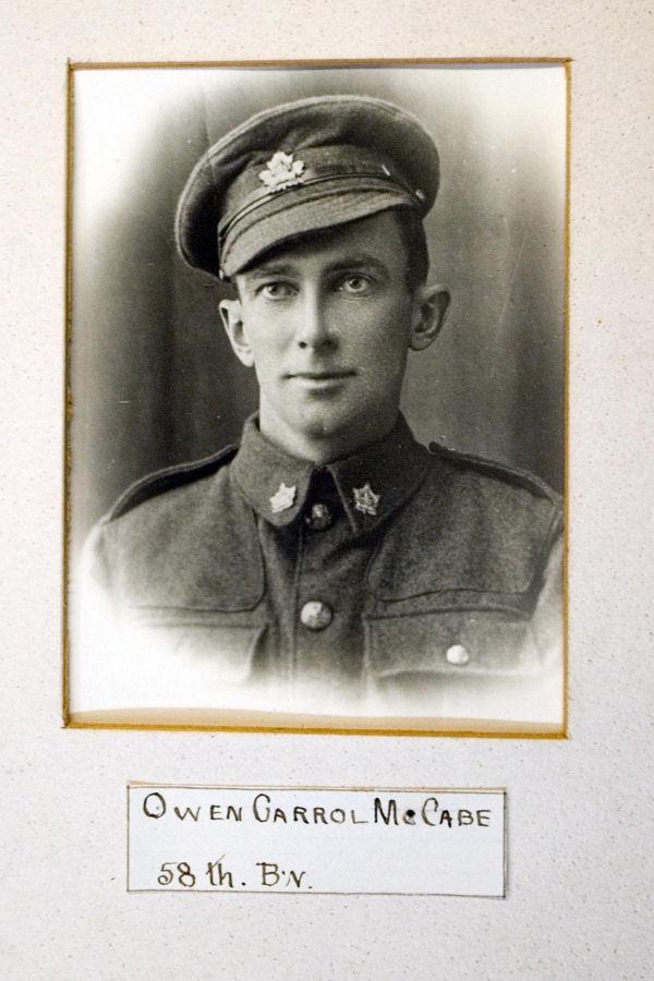 Photo of Thomas Owen Carroll