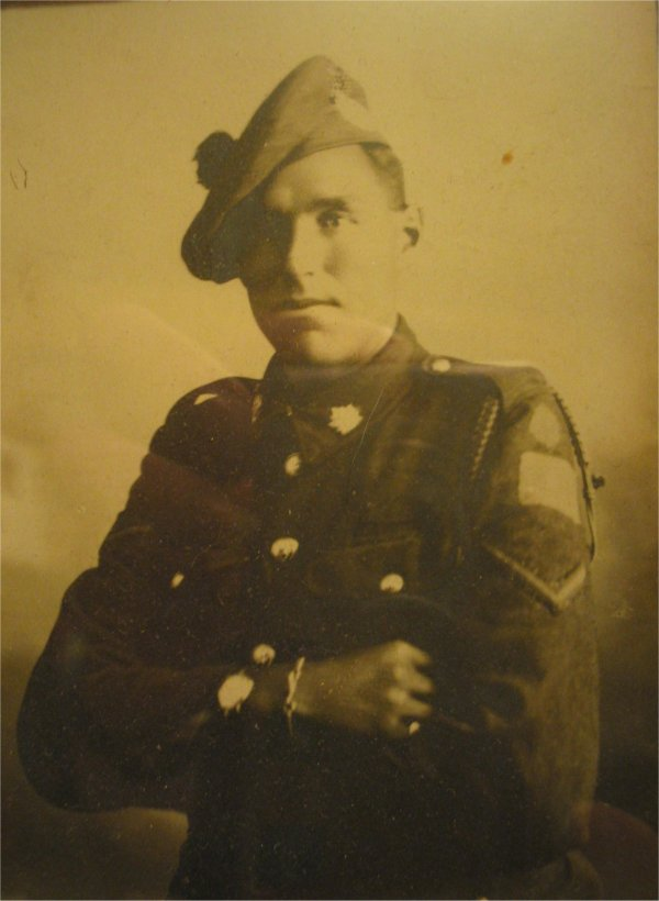 Photo of Walter George Morwick