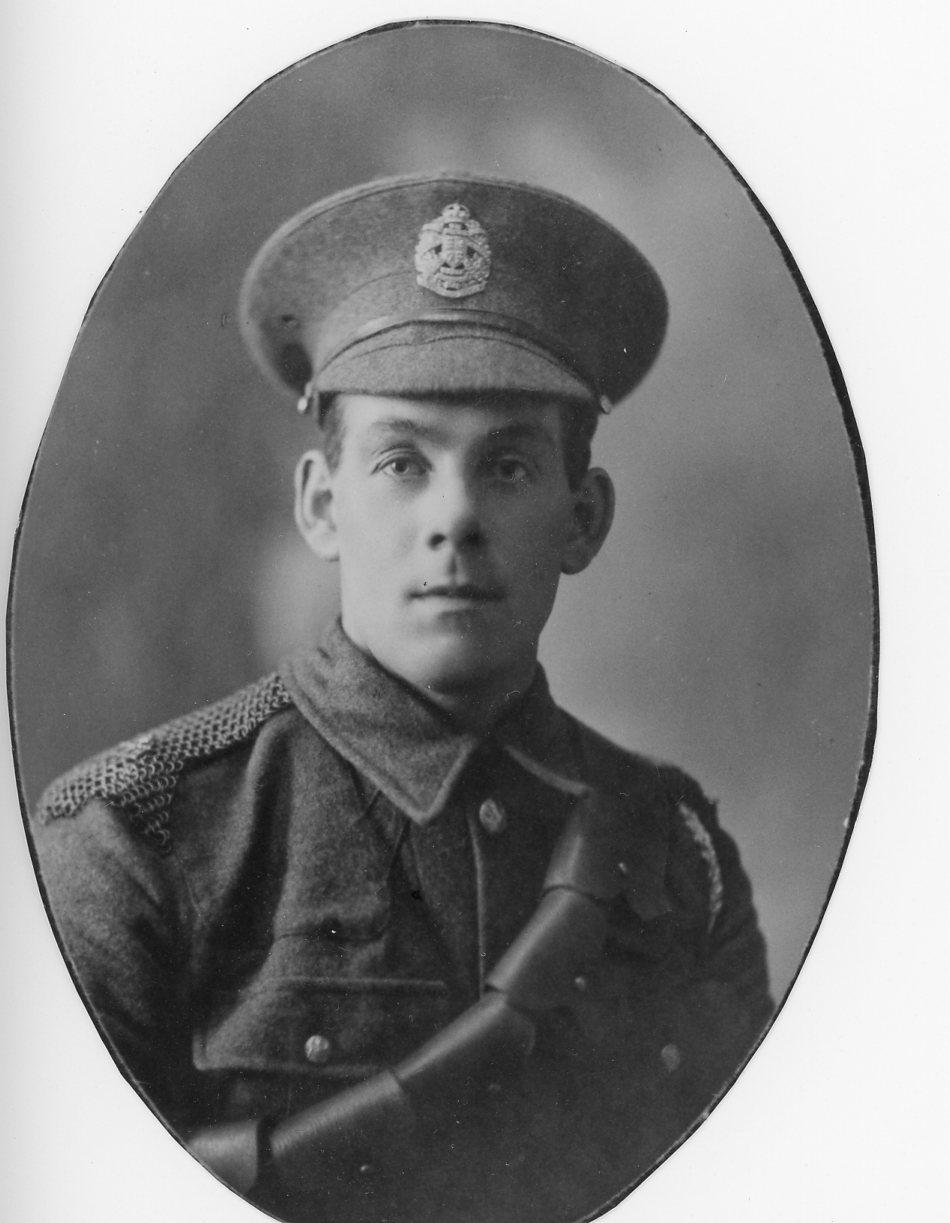 Photo de David Alexander – David Alexander 1914