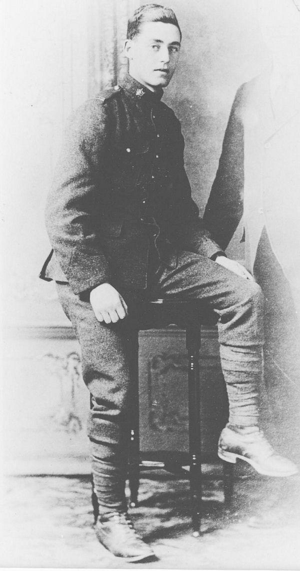 Photo of James McNair Clark