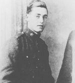 Photo of James McNair Clark– Photo taken in Winnipeg - 1914 - last photo of James.