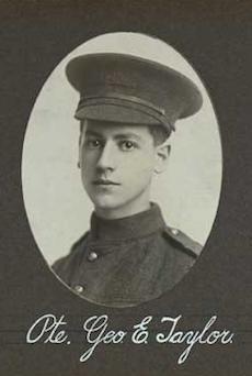 Photo of GEORGE EDWARD TAYLOR