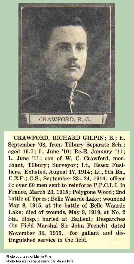 Photo of Richard Gilpin Crawford