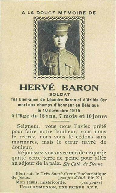Photo of Hervé Baron