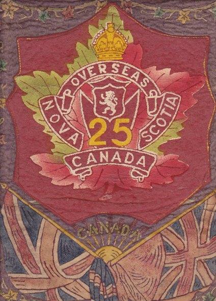 Regiment Banner– 25th Regiment Banner