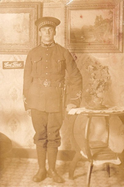 Photo of BESTWICK CLARK– 1914