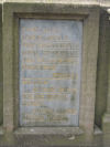 Memorial– Gilbert Cooper's name inscribed on one of the panels on the village war memorial.  He enlisted at Winnipeg on 30th December 1914 and stated on his Attestation Paper that he was  a bank clerk.