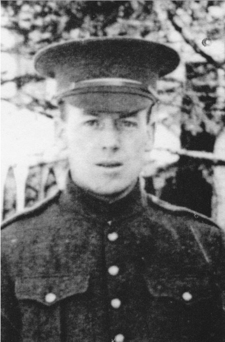 Photo of FREDERICK HORNE– In memory of the men and women of London, Ontario (and area) who went to war and did not come home. Remembered on the pages of the World War One issues of the London Advertiser. Submitted for the project Operation Picture Me