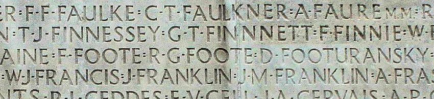 Inscription– Canada's Vimy Memorial, located approximately 8 kilometres to the north-east of Arras, France. May the sacrifice of so many never be forgotten. (J. Stephens)