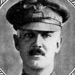 Photo of Charles Edward Sale– From: The Varsity Magazine Supplement published by The Students Administrative Council, University of Toronto 1916.   Submitted for the Soldiers' Tower Committee, University of Toronto, by Operation Picture Me.