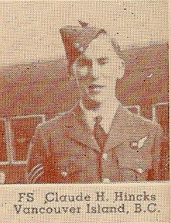 Photo of CLAUDE HARVEY HINCKS– Submitted for the project, Operation: Picture Me