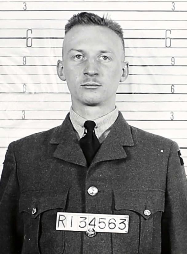 Photo of GORDON JOHN PARTRIDGE