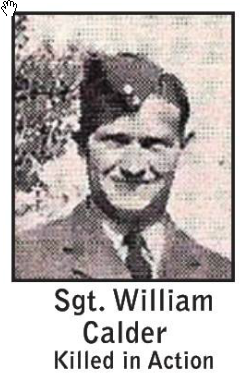 Photo of William Henry Calder– Submitted for the project, Operation: Picture Me