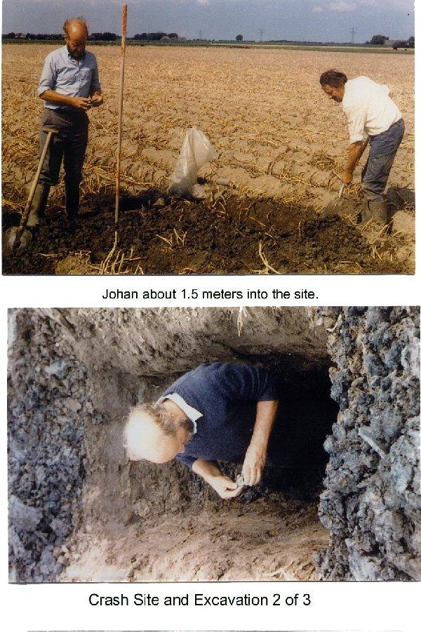 Photo 2 of Crash Site Excavation