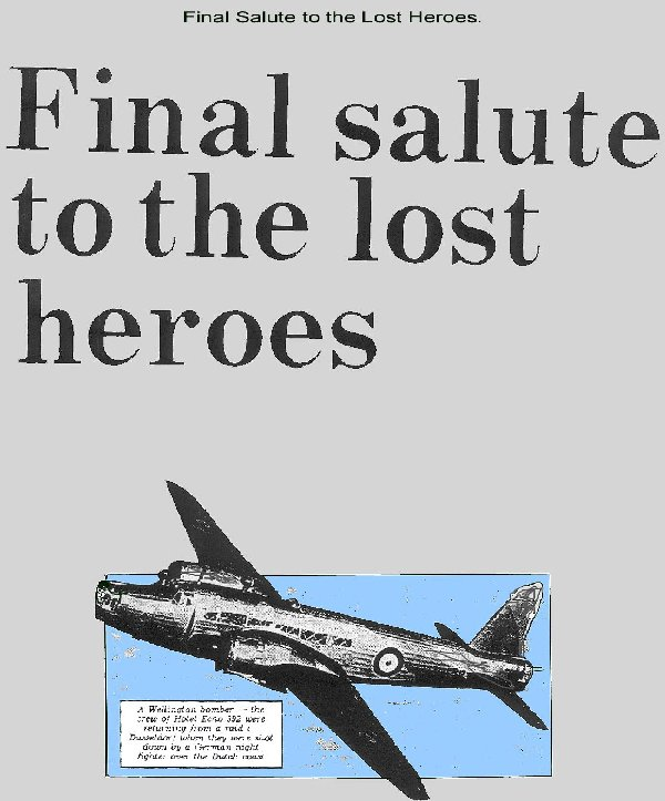 Final Salute to Heroes