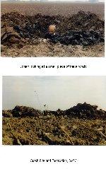 Photo 3 of Crash Site Excavation