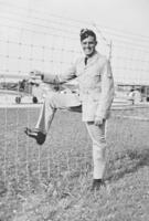 Photo of GEORGE AUSTEN CADMUS– George Austen Cadmus in training days in the RCAF