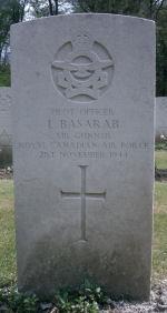 Grave Marker– Reichswald Forest War Cemetery