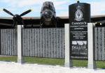Canada's Bomber Command Memorial– Canada's Bomber Command Memorial, Nanton, Alberta