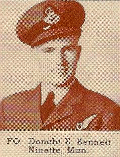 Photo of DONALD EDWARD BENNETT