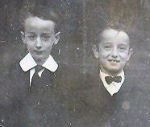 Group Photo– Terence McAran & His Brother Martin.