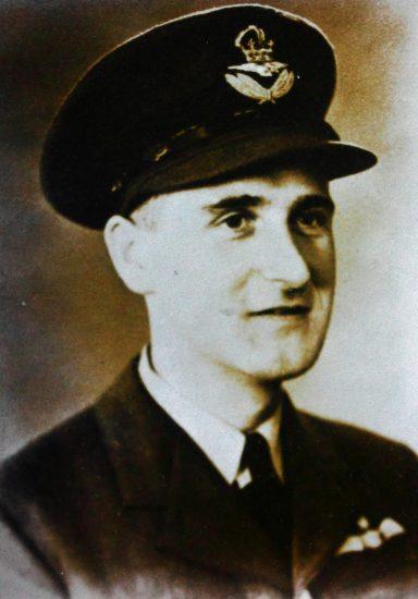 Photo of John Goodwill MacPhee– John Goodwill MacPhee in uniform.