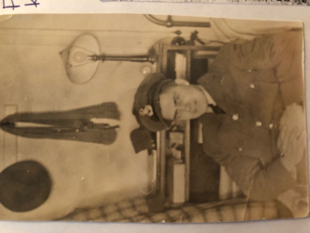 Photo of Thomas Roland Mellish– Flying Officer Thomas Roland Mellish