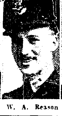 Newspaper clipping– From the Toronto Star February 1944. Submitted for the project Operation Picture Me.