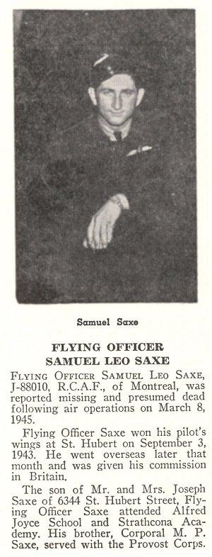 Photo of Samuel Saxe