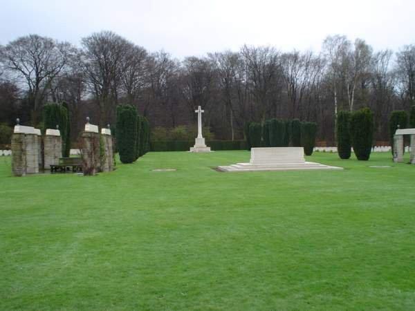 Reichswald Forest War Cemetery