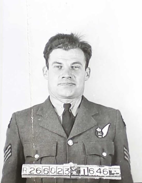 Photo of Joseph William Allan