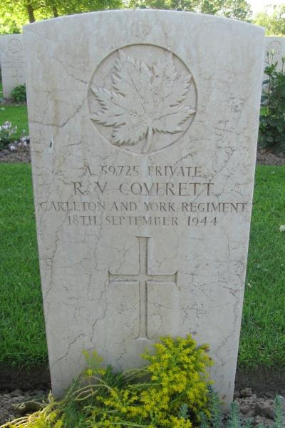 Pierre tombale – Mai 2013