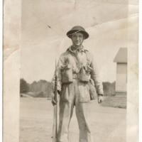 Photo of Clarence Henry Greencorn– Great Uncle Clarence Henry Greencorn