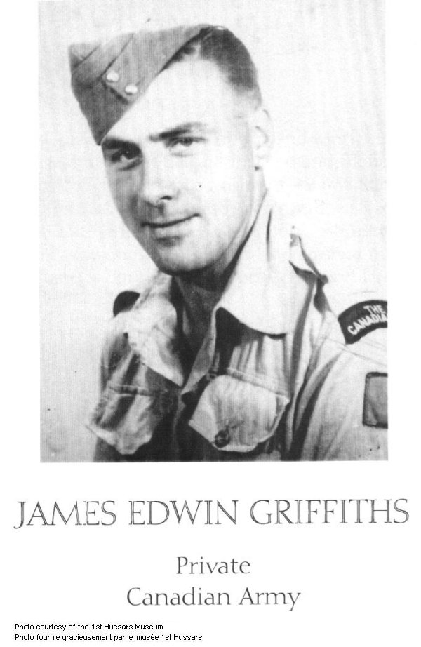 Photo of James Edwin Griffiths