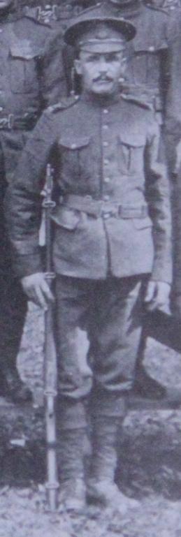 Photo of George Barratt