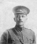 Photo of Elmer Watson Jones– Taken in Canada before going overseas