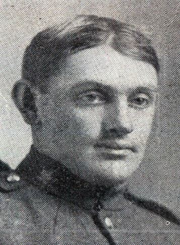 Photo of Edwin Charles– Photo of Private Edwin Charles Smith sourced from Roots, Branches, & Twigs; Volume 38, Issue 3, 2014.